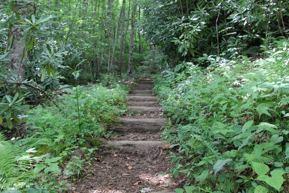 Hiking-franklin-nc